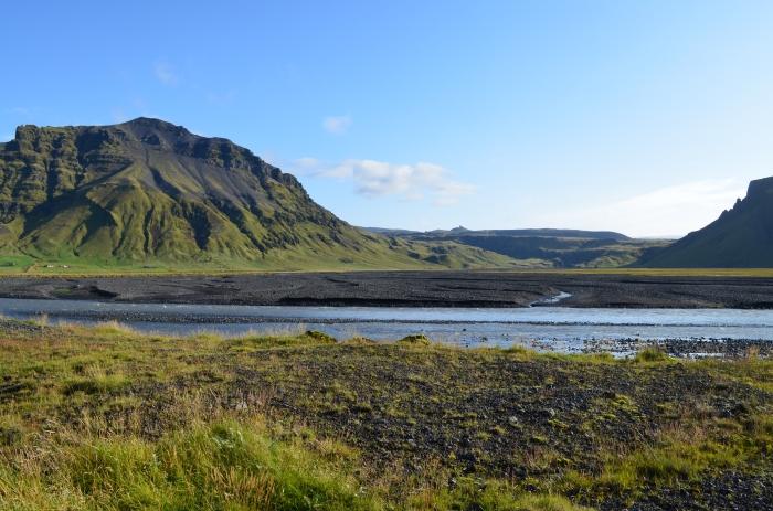 La rivière du Crónán