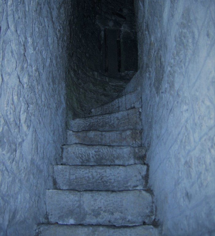 stairway to mistery