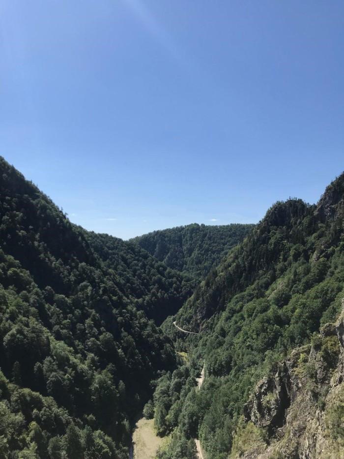 sentier de montagne